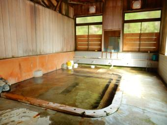 木賊温泉 広瀬の湯