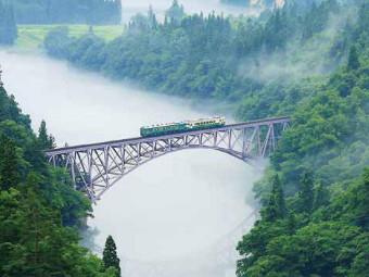 只見川第1橋りょう